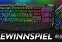Photo of Gewinnspiel: Sharkoon Skiller SGK4 Gaming-Tastatur