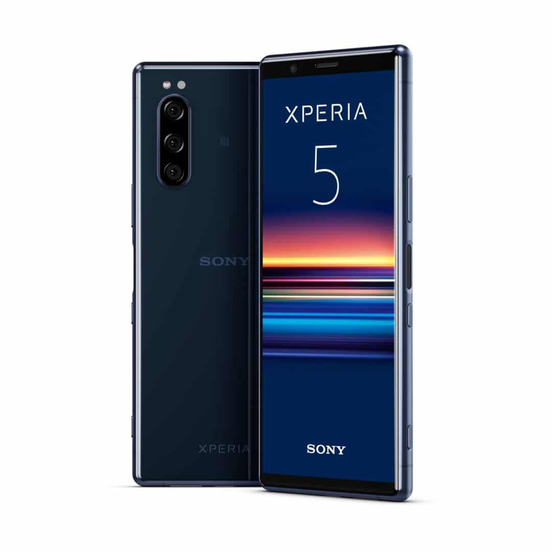 Sony Xperia 5 – Kompaktes High-End-Smartphone auf der IFA ...