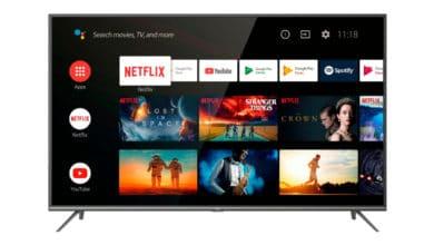 Bild von TCL 43EP644 43 Zoll 4K-Fernseher mit Smart-Funktionen nur 299,99 €*