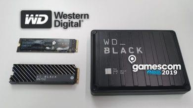 Photo of Neue Brand: WD_Black – Speicherlösungen für Gamer