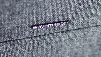 Photo of Wavemaster Base – Small Speaker System being Tested