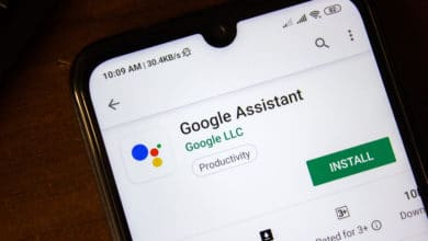 Photo of Google's Assistant with Ambient Mode