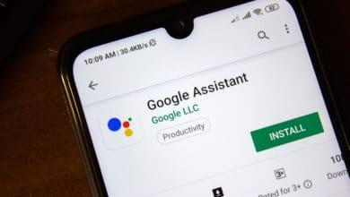 Bild von Googles Assistant wird mit Ambient Mode ausgestattet