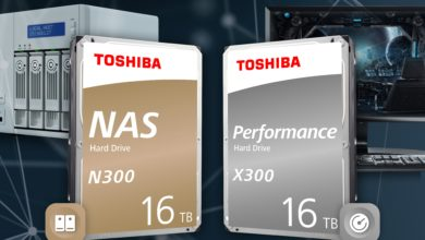 Photo of IFA 2019: Toshiba Hard Drives with 16 TB Storage Capacity