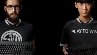 Bild von Logitech G Pro X Gaming-Keyboard mit wechselbaren Switches vorgestellt