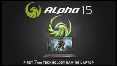 Bild von MSI Alpha 15 Gaming-Notebook mit AMD Radeon RX 5500M-GPU vorgestellt