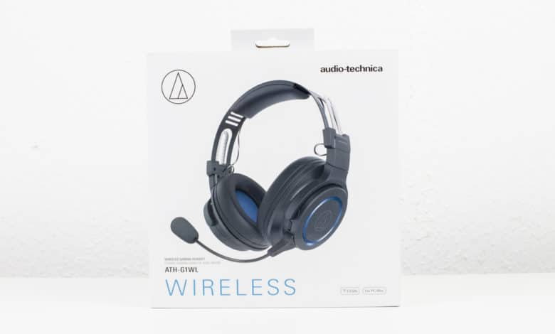 Audio-Technica ATH-G1WL Test: How's the Wireless Gaming