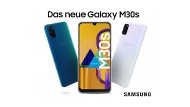 Photo of Samsung Galaxy M30s in Deutschland exklusiv über Amazon erhältlich