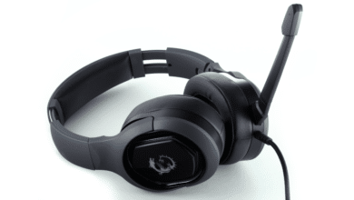 Photo of MSI Immerse GH50 – Foldable Gaming Headset with RGB Lighting