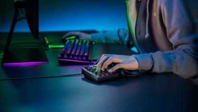 Photo of Razer Tartarus Pro – Gaming-Keypad mit analogen optischen Switches