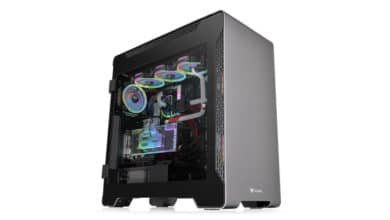 Photo of Thermaltake A700 TG: The Big and Heavy Allrounder Reviewed