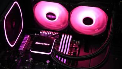 Bild von Enermax LIQMAX III RGB: 240-mm-Version kommt in den Handel