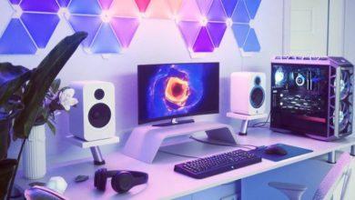 """Bild von Nanoleaf """"Screen Mirror"""": Lichteffekte mit Bildschirm-Synchronisation"""