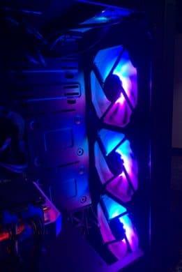 Vorne LED 2