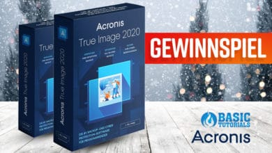 Photo of Adventskalender-Gewinnspiel: Exzellente Datensicherungssoftware von Acronis!