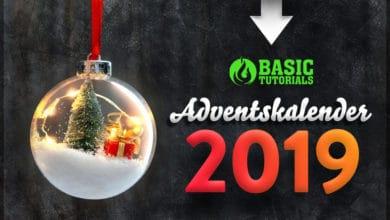 Photo of Der vermutlich beste Technik-Adventskalender 2019!