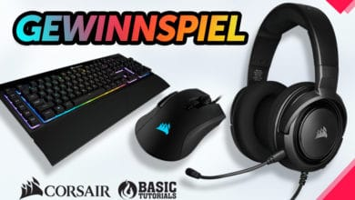 Photo of Adventskalender-Gewinnspiel: Großartige Gaming-Peripherie von Corsair