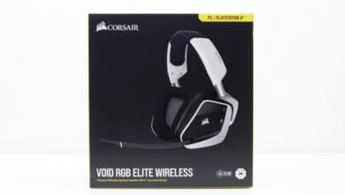 Bild von Corsair Void Elite RGB Wireless Gaming-Headset im Test