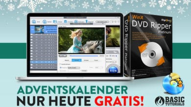 Photo of Adventskalender: Erstklassige Software kostenlos statt 54,95 €!