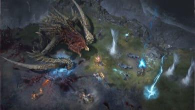 Bild von Diablo IV für PC und Konsolen auf der Blizzcon 2019 vorgestellt