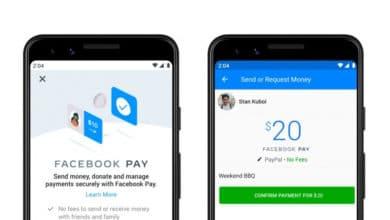 Photo of Facebook Pay Bezahldienst vorgestellt