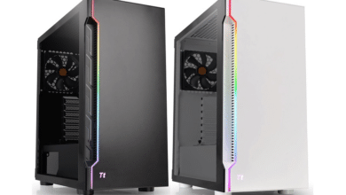 Photo of Thermaltake H200 TG RGB – Spacious Midi Tower With Discreet RGB Lighting