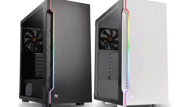 Photo of Thermaltake H200 TG RGB – Spacious Midi Tower With Discreet RGB Lighting