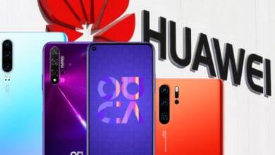 Bild von Taiwan verbietet Verkauf von Huawei P30, P30 Pro und Nova 5T