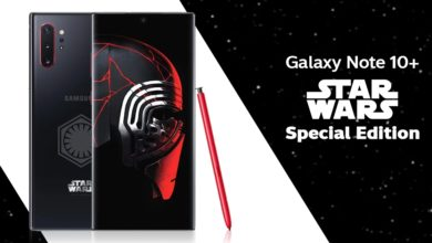 Photo of Galaxy Note 10+ Star Wars Edition kommt im Dezember