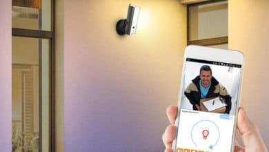 Photo of Blaupunkt Lampcam Hos-X20 kombiniert smarte IP-Kamera und Außenlampe