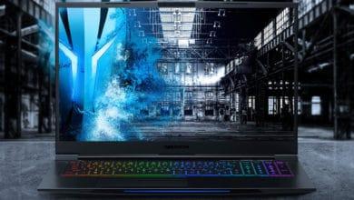 Bild von Medion Erazer X17803 Gaming-Notebook mit Core i7-9750H und RTX 2060 bei Aldi