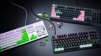 Photo of Neue Tastatur-Upgrades von Razer: Ergonomische Handballenauflagen & PBT Tastenkappen-Set