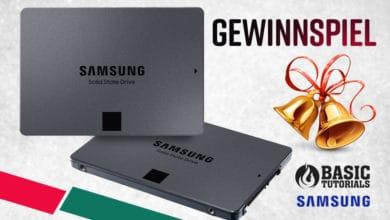 Bild von Adventskalender-Gewinnspiel: Leistungsstarke Gewinne von Samsung