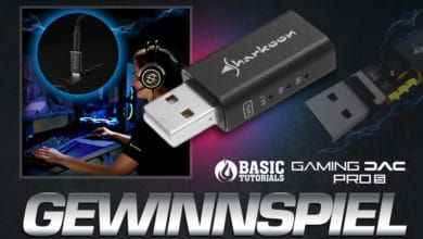 Photo of Gewinnspiel: Sharkoon Gaming DAC Pro S