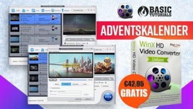 Photo of Adventskalender: Nur heute kostenlos – eine geniale Software für deine Videosammlung!