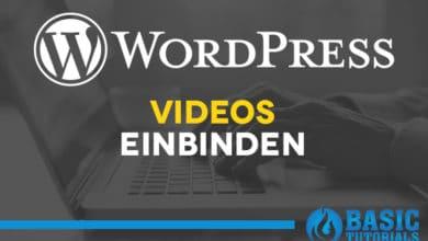 Photo of So kannst du Videos auf deiner WordPress-Webseite einbinden
