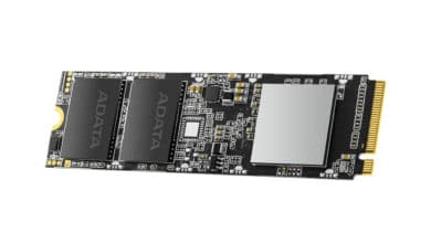 Photo of New NVMe SSD from ADATA: XPG SX8100