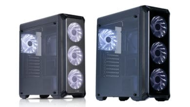 Photo of New, Flexible and Affordable PC Cases from Zalman