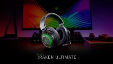 Bild von Razer Kraken Ultimate: Razer stellt THX Gaming Headset vor