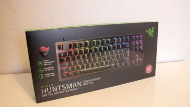 Photo of Razer Huntsman Tournament Edition im Test – Teurer Spaß, wenig Features?