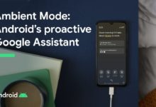 Photo of Google führt Ambient-Modus für erste Android-Smartphones ein