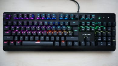 Photo of Günstig aber gut: Inter-Techs NK-2000ME Tastatur im Test