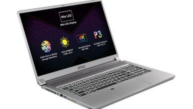 Photo of MSI: Erster Laptop mit Mini-LED-Bildschirm soll bald präsentiert werden