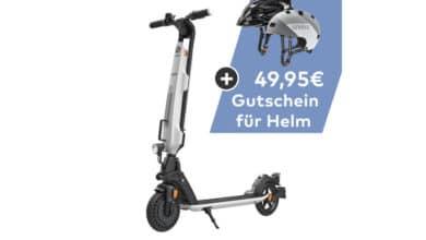 Photo of Trekstor e.Gear EG6078 mit Straßenzulassung und Helmgutschein erhältlich