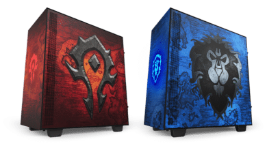 Photo of Limitiertes World of Warcraft H510 Gaming-Gehäuse von NZXT