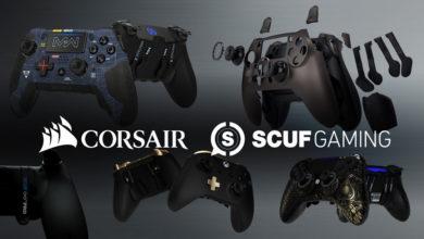 Photo of Controllerproduzent verkauft: Corsair übernimmt SCUF-Gaming