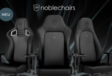 Photo of noblechairs Black Edition: Premium-Version des EPIC, ICON und HERO