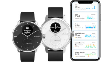 Photo of CES 2020: Withings zeigt Scanwatch mit EKG- und Sp02-Sensor