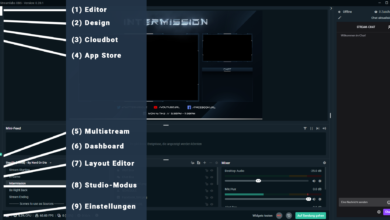 Photo of Streamlabs OBS im Detail: Ein Überblick aller relevanten Funktionen