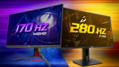 Photo of ASUS Announces Super Fast 280 Hz IPS Gaming Monitors